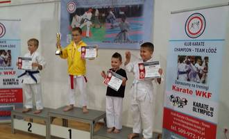 VIII International Open Championship Cup Karate WKF...